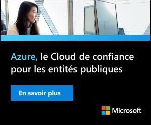 Azure, le Cloud de confiance pour les entités publiques