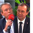 Jean-Michel Fauvergue et François Jolivet