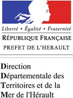 Direction départementale desterritoires etdelamer del'Hérault